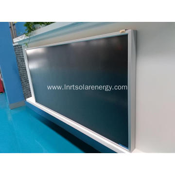 95mm thickness flat plate solar collector
